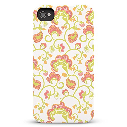 Koveru Back Cover Case for Apple iPhone 4/4S - Unity Carousel Pattern