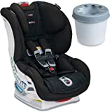 Britax - Boulevard ClickTight Convertible Car Seat with Cup Holder - Circa