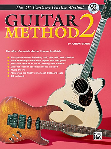 (Belwin's 21st Century Guitar Method 2: The Most Complete Guitar Course Available, Book & CD (Belwin's 21st Century Guitar Course))