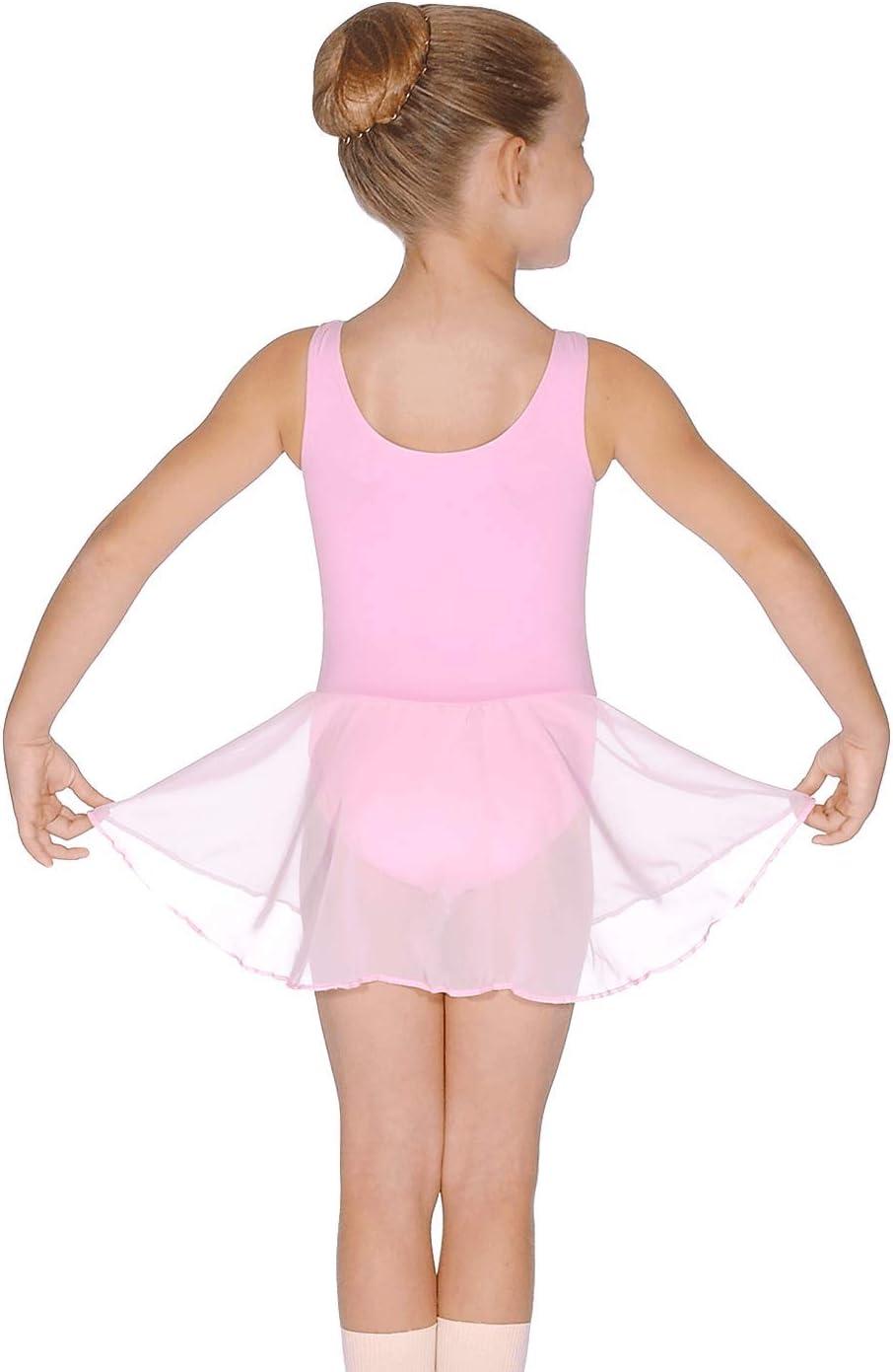 Roch Valley RVCharlotte Microfibre Sleeveless Leotard with Skirt