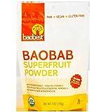 Baobest Baobab Fruit Powder, 7 Ounce
