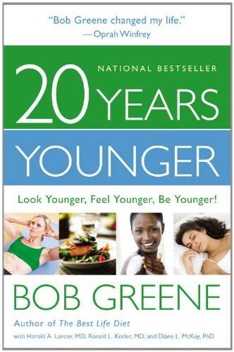 Download 20 Years Younger: Look Younger, Feel Younger, Be Younger! pdf