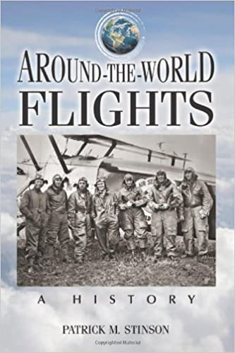 around the world flights stinson patrick m