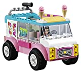 LEGO Juniors 10727 Emma's Ice Cream Truck Building Kit (136 Piece)
