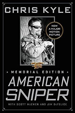 book cover of American Sniper