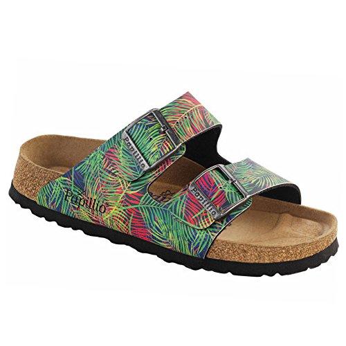 Birkenstock Women's Papillio Arizona Soft Footbed, Tropic...