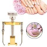 AGE CARE Ingrown Toenail Correction Brace Kit, Professional Toe Nail Care Pedicure & Manicure Clipper Fixer Recover Corrector Tool, Eliminate Pain & Remover