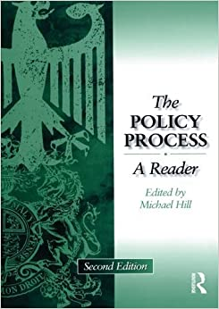 Book Policy Process: A Reader 2nd edition by Hill, Michael (1997)