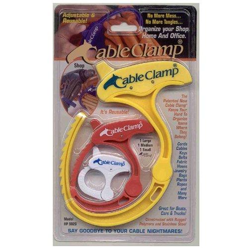 Qa Worldwide Medium Cable Clamp - 9