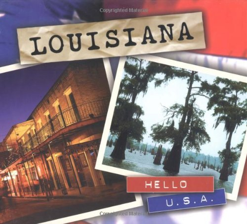 Read Online Louisiana (Hello USA) ebook