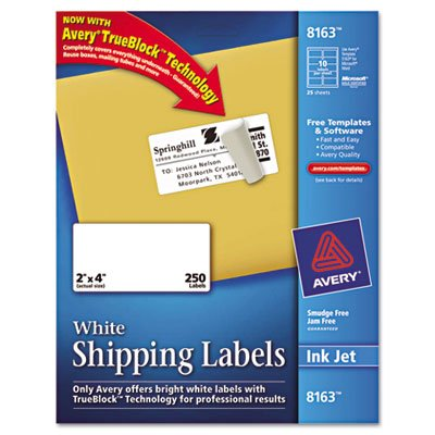 How To Buy The Best Mailing Labels Avery 8163 Top Rated Techs