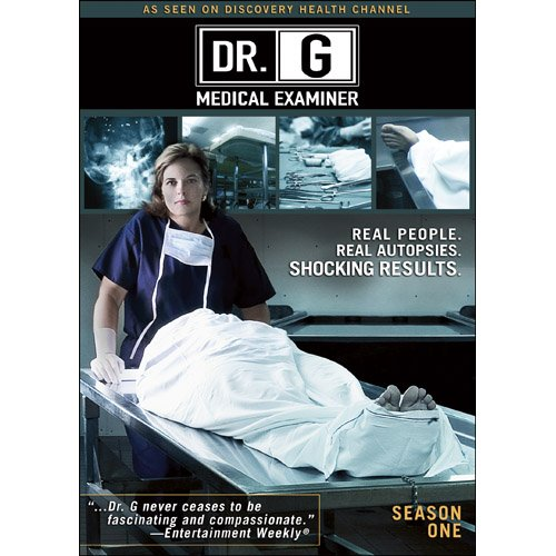 Dr. G: Medical Examiner - Season 1 by Echo Bridge Home Entertainment