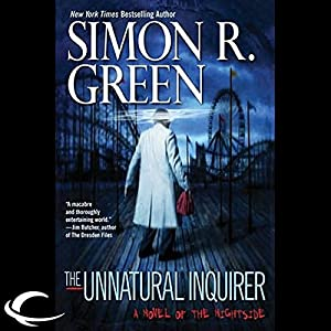 The Unnatural Inquirer Audiobook