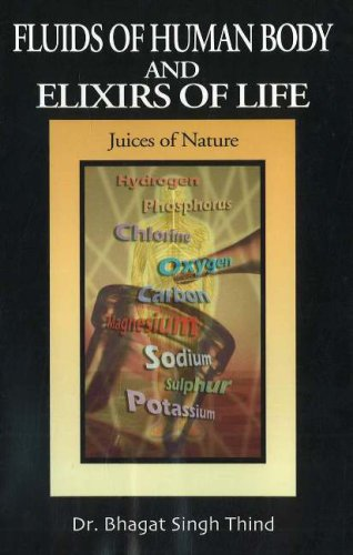 Fluids of Human Body and Elixirs of Life