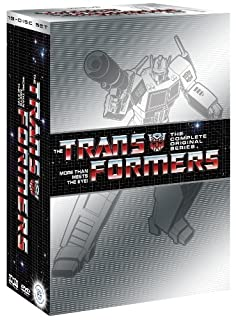 Transformers: The Complete Original Series (B004NJC0JI) | Amazon Products