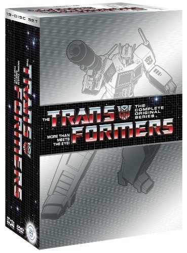 - Transformers: The Complete Series