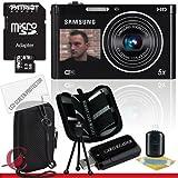 Samsung DV300F Digital DualView Camera (Black) 8GB Package 1