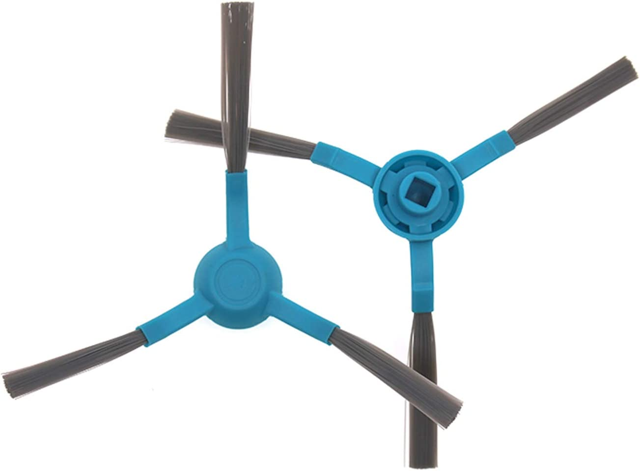 Zealing para Conga 3490 Elite robótica aspiradora recambios: 8 cepillos Laterales,1 Cepillo Central,4 Paño de Repuesto Mojado: Amazon.es: Hogar