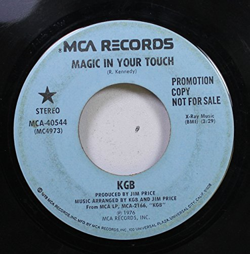 (KGB 45 RPM Magic In our Touch / Magic in Your Touch)
