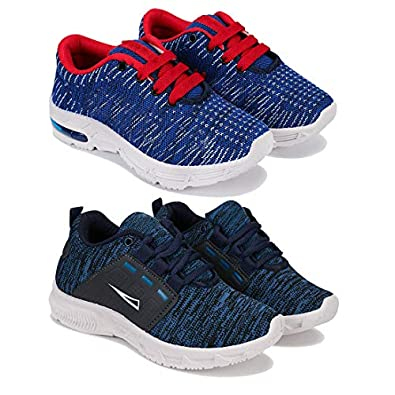 SWIGGY Sports (Walking & Gym Shoes) Running Washable Shoes for Men Pack of 2 Combo(O)-3185-1650