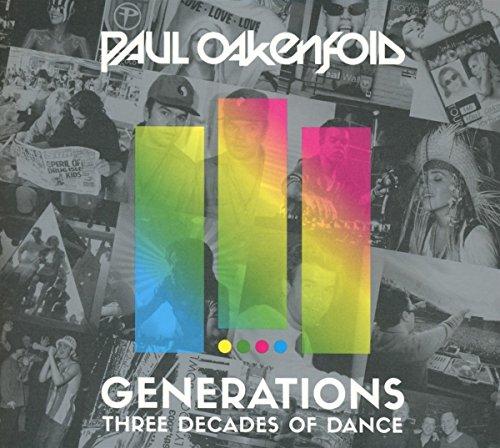 Paul Oakenfold - Generations: 3 Decades Of Dance - Zortam Music