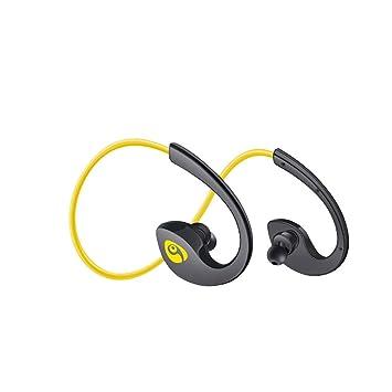 Glowjoy - Auriculares inalámbricos con Bluetooth S12 Deportivos ...