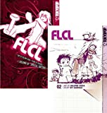 FLCL Graphic Novel Set Vol.1,2
