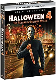 HALLOWEEN 4 - The Return of Michael Myers: Collector's Edition [4K