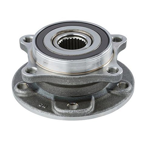 Detroit Axle - New Front Driver or Passenger Wheel Hub and Bearing for 2013 2014 2015 2016 Dodge Dart and 2015 2016 Chrysler 200