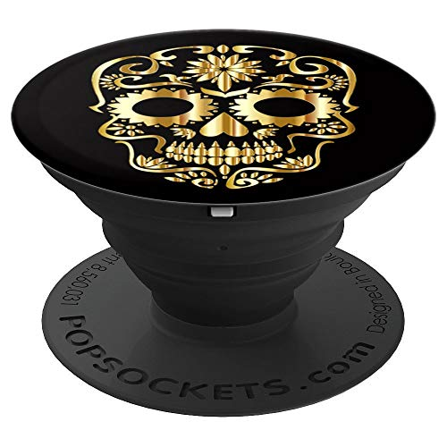 (GIFT Skeleton Funny Halloween Meme for girls - PopSockets Grip and Stand for Phones and)
