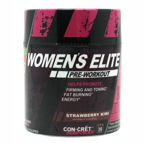 Con-Cret Women's Elite - Strawberry Kiwi - 36 Servings