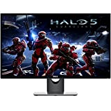 Premium High Performance Dell 27'' Full HD IPS LED-Backlit 1920x1080 Resolution Monitor Widescreen 16:9 Aspect Ratio 6ms Response Time HDMI VGA Inputs