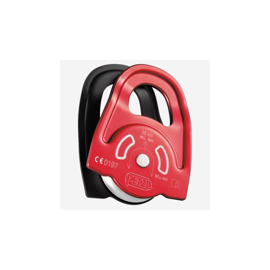 PETZL MINDER, High Strength, Very High Efficiency Prusik Pulley