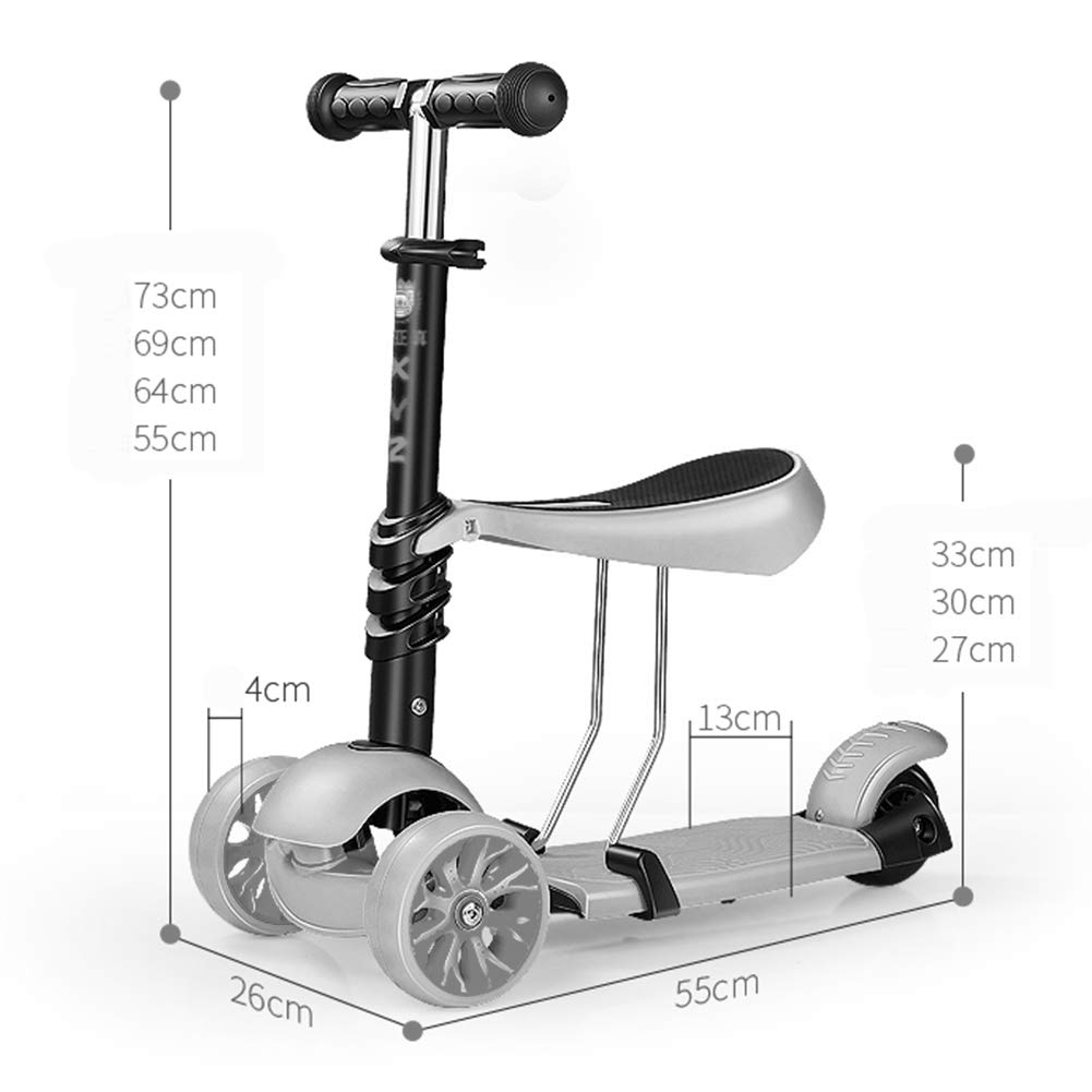 GAOFENG-Scooter Patinete Acrobático Primer Scooter Sillón ...