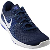 NIKE Men's Flex Fury Running Shoe Midnight Navy/Blue/White Size 11.5 M US Review