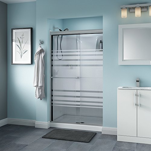 Nickel Traditional Traditional Shower - 2