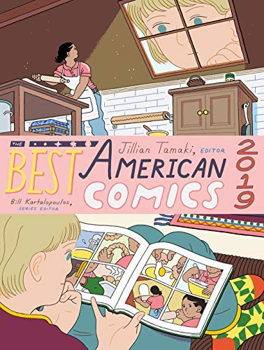 Pdf Graphic Novels The Best American Comics 2019 (The Best American Series ®)