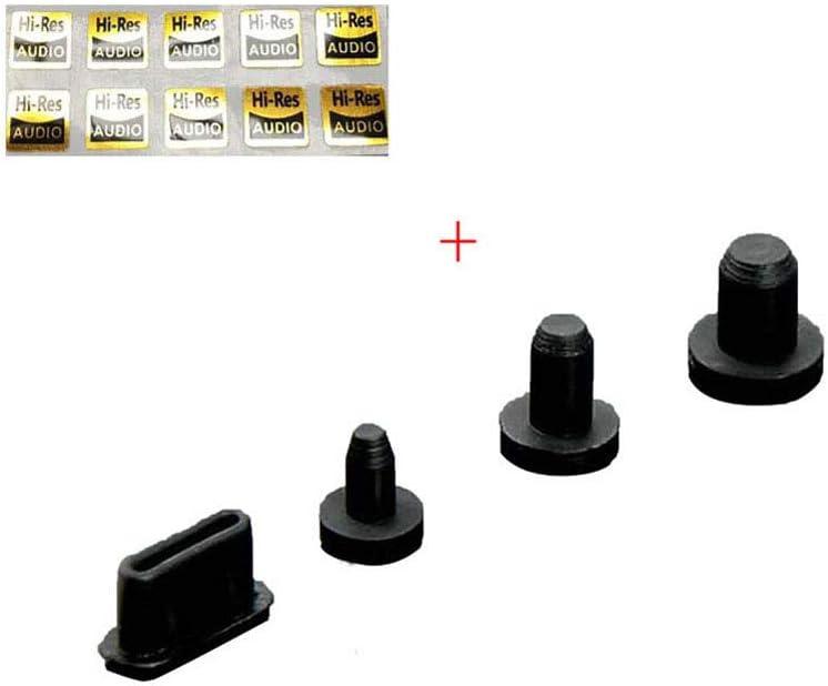 X5 III X7 M15 BestforYou Dust Plug for FiiO M11 X7 MarkII Q5S M11 Pro M9 Shanling M6 4.4MM 3.5MM 2.5MM Type C Jack