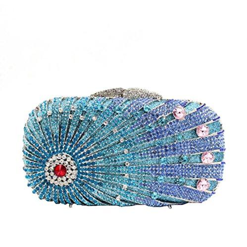 Pour à Femme Main Qualité En à De De Sac Main Sac Haute Diamant Luxe Banquet De F f0q8wdB