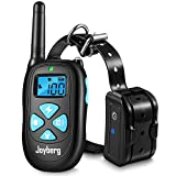 Shock Collar For Dogs Joyberg Dog Training Collar With 1450 Foot Range Waterproof Rechargeable For Small Medium Large Dogs With Beep Vibration Shock Modes
