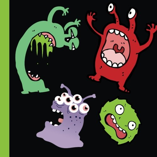 Monster 1st Birthday Party Guest Book: Monster 1st Birthday Party Guest Book Includes Picture Pages Plus Bonus Gift Tracker You Can Print Out to Make ... 1st Birthday Party Decorations) (Volume 1)