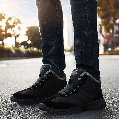 Jorich Zapatillas Running Hombre Mujer Botas Montaña Impermeables Hombre, Botas Hombre Mujer Bota Trekking Hombre Deportes Zapatos Montaña Senderismo (Negro, EU:35.5 23cm): Amazon.es: Ropa y accesorios