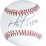 David Ortiz Boston Red Sox Autographed Baseball with Big Papi Inscription - Fanatics Authentic Certified