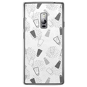 Loud Universe OnePlus 2 Bakerykitchen1 Printed Transparent Edge Case - White