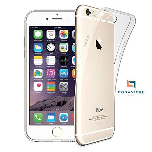 iPhone 6 Plus case/iPhone 6s Plus case Ultra Clear 4.7 Inc,Hybrid TPU PC Shock-Absorption Anti-Scratch Bumper Hard Back Cover (HD Crystal Clear) Case Compatible Apple iPhone 6 Plus/iPhone 6s Plus