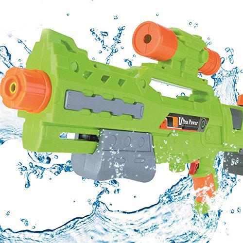 BELUPAI Water Pistols, High Pressure Pump Action Squirt Gun Powerful Barometric Water Gun Toys for Kids Summer Outdoor Beach Garden Fun Water Party Pool Beach Toys(Random Color)