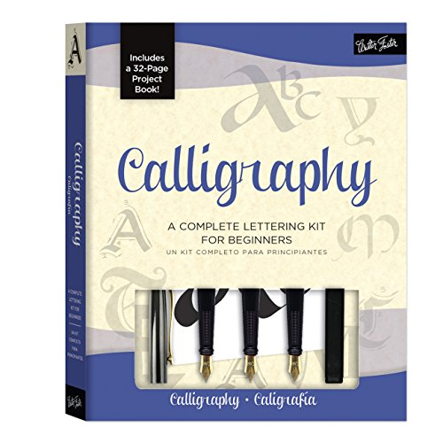 Calligraphy Kit: A complete kit for