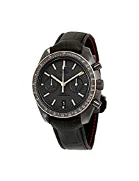 Omega Speedmaster Moonwatch Automatic Black Dial Mens Watch 311.63.44.51.06.001