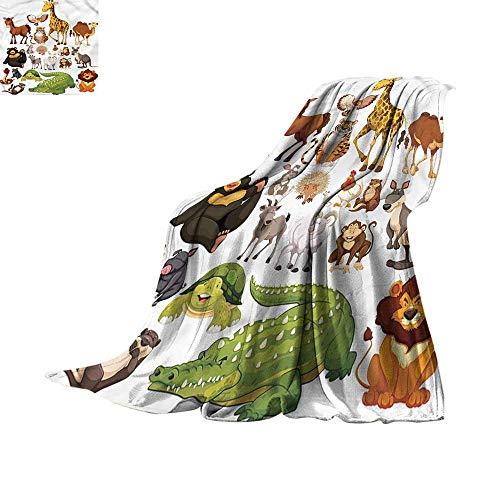 (RenteriaDecor Blankets Scarf Trellis,Doodle Style Eastern Design 80