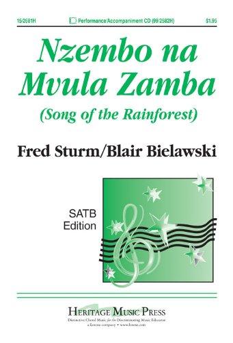 Nzembo Na Mvula Zamba (Song of the Rainforest)